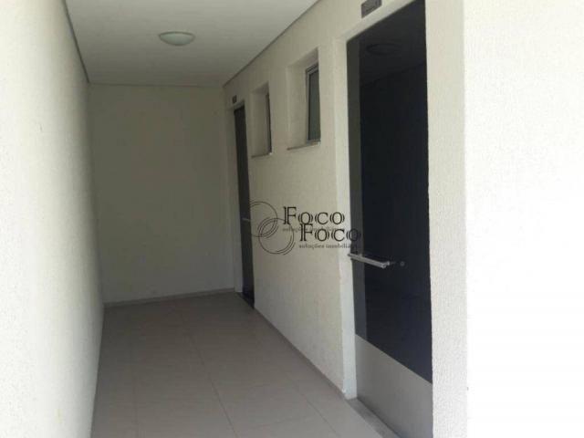 Apartamento com 2 dormitórios para alugar, 45 m² por R$ 650/mês - Água Chata - Guarulhos/S - Foto 18