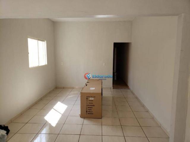 Casa com 2 dormitórios para alugar, 90 m² por R$ 1.200/mês - Parque Gabriel - Hortolândia/ - Foto 18