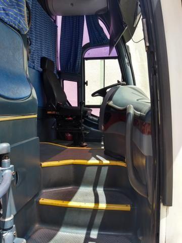 Ônibus G6 1050 Com Ar Leito Cama MB 0400 360cv Ideal P Banda - Foto 4