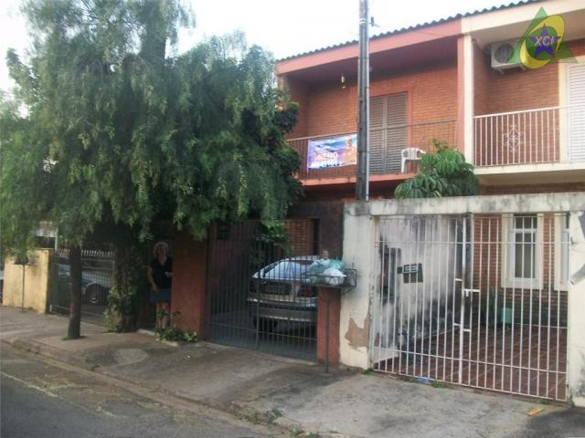 Casa residencial à venda, Jardim Santana, Campinas.