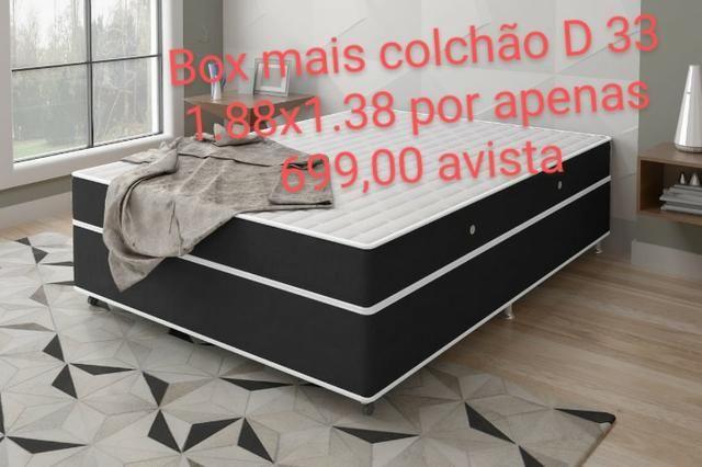 Todos os tipos de colchões e camas box - Foto 5