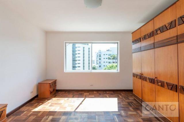 Apartamento com 3 dormitórios para alugar no Batel - condomínio com valor baixo, 96 m² por - Foto 12