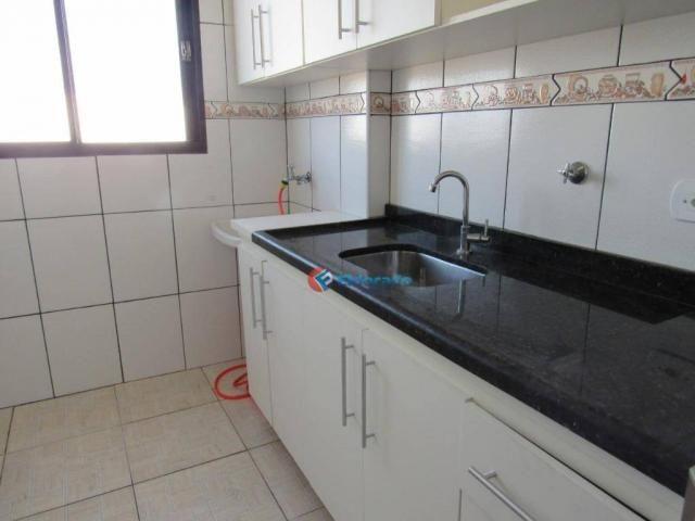 Apartamento com 2 dormitórios à venda, 42 m² por R$ 170.000 - Chácara Bela Vista - Sumaré/ - Foto 10