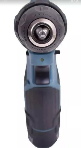 Parafusadeira Furadeira 12v Biv Ws2532 Wesco + Brinde pro - Foto 6