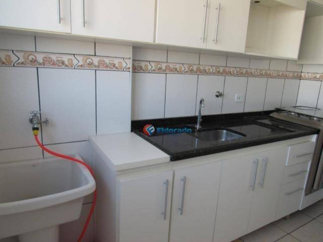 Apartamento com 2 dormitórios à venda, 42 m² por R$ 170.000 - Chácara Bela Vista - Sumaré/ - Foto 6
