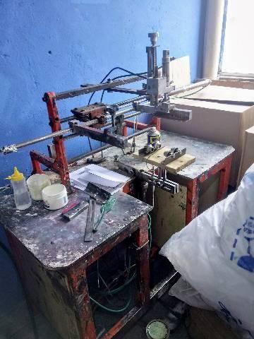 Máquina de gravação de frascos  - Foto 2