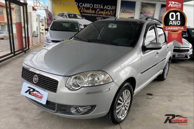 Fiat Palio Weekend ELX 1.4 Prata