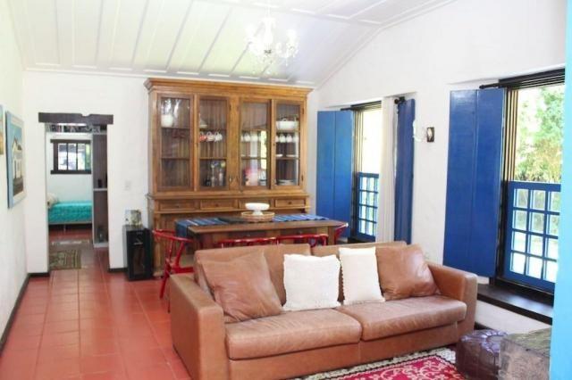 Sítio à venda com 4 dormitórios em Potuvera, Itapecerica da serra cod:6437 - Foto 6