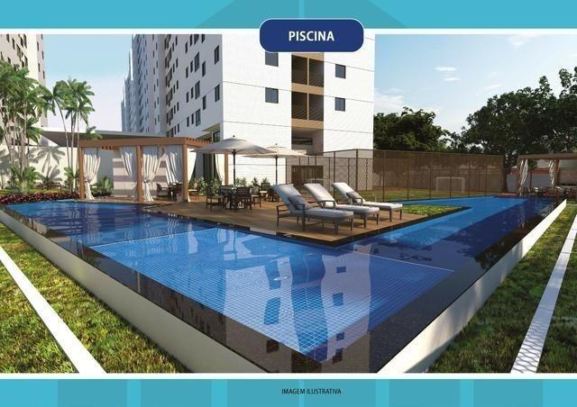 Apto com 3 qts 63m² em um Condomínio Clube Próximo a Antônio Falcão (81)9.8841.9885 - Foto 9