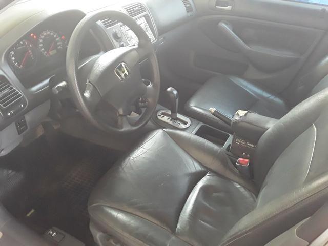 Honda Civic LXL automático 2006 - Foto 2