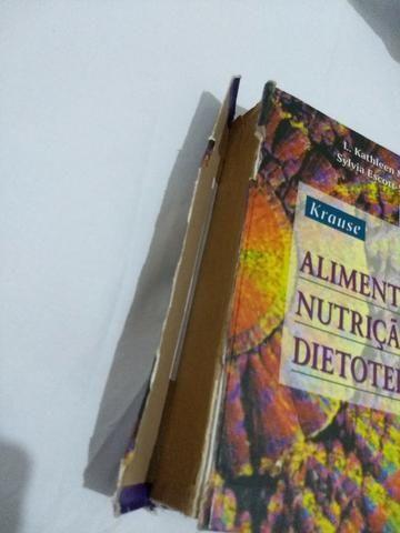 Livro Nutrição Krause - Foto 4