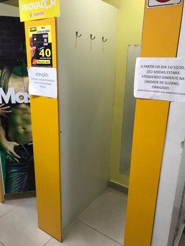 Provador para loja de roupa - Foto 5