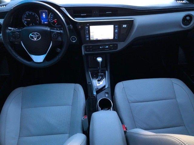 Toyota Corolla 2.0 Xei 16V Flex 4P Automático 2018 - Foto 12