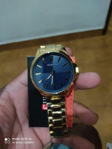 Lindos relógio masculino marca curren