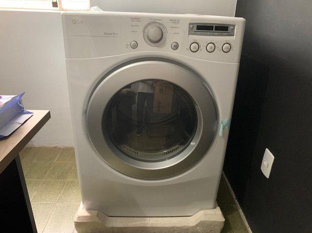 Secadora de rouoa  grande LG - Foto 2