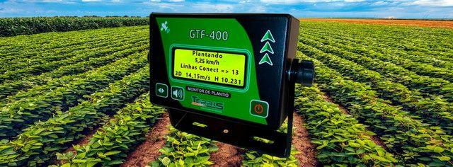 Palntio Eficaz Monitor de plantio GTF-400 - Foto 4