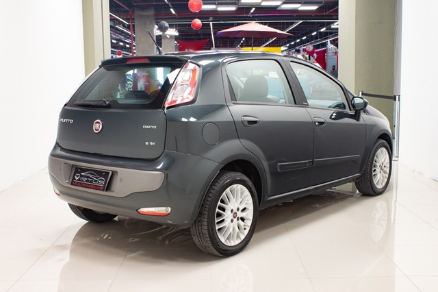 Fiat Punto Essence 1.6 16V (Flex) - Foto 5