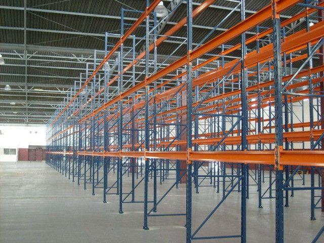 Porta - pallets / locação - Foto 3