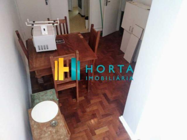 Apartamento à venda com 1 dormitórios em Copacabana, Rio de janeiro cod:CPAP11064 - Foto 11