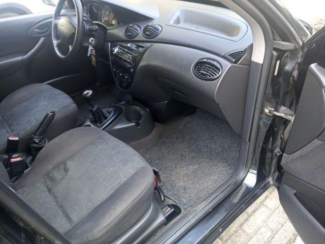Ford Focus 2009 Hatch Gl 1.6 8v flex+completíssimo+revisado+novíssimo!!! - Foto 11