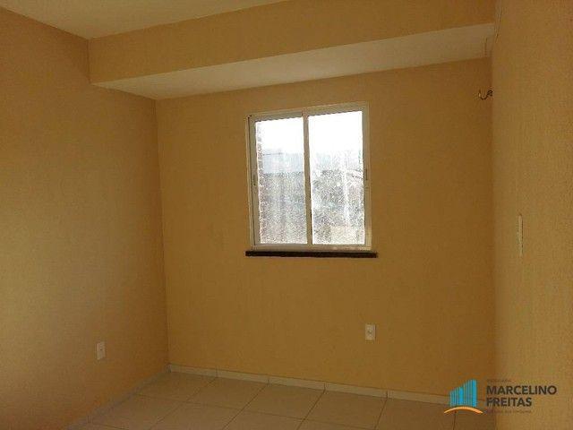 Apartamento com 2 dormitórios para alugar, 67 m² por R$ 1.309,00/mês - Vila União - Fortal - Foto 7