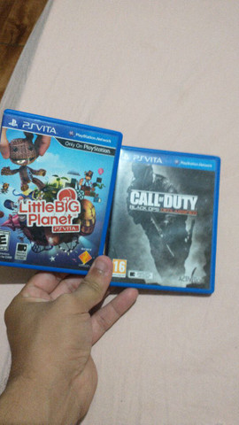 Jogos PS Vita