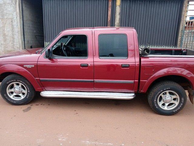 Ranger XLT 2001 4x2 diesel - Foto 3