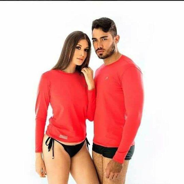 camisa térmicas uv proteção solar  - Foto 2