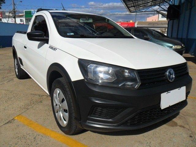 VW - VolksWagen Saveiro Robust 1.6 Total Flex 8V - Foto 3