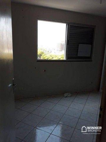 Apartamento com 3 dormitórios para alugar, 69 m² por R$ 950,00/mês - Vila Bosque - Maringá - Foto 10