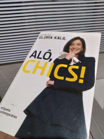 Livro alô chics - Foto 2