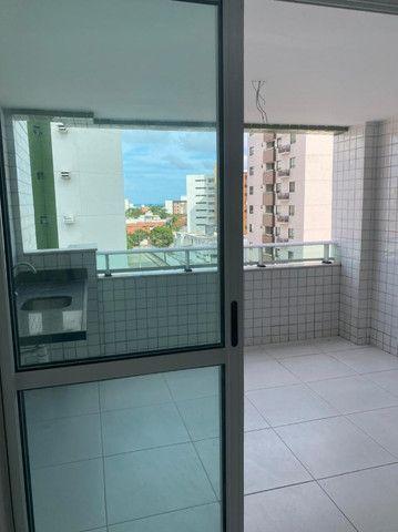 Apartamento alto padrão de 126m2 no Bessa prox a praia - Foto 11