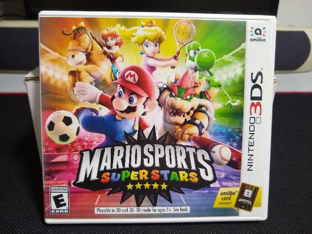 Mario Sports Superstar Nintendo 3DS