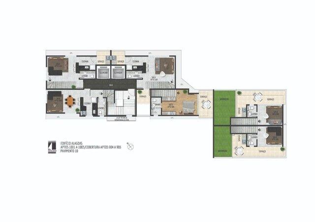 Apartamento à venda com 1 dormitórios em Savassi, Belo horizonte cod:700605 - Foto 14