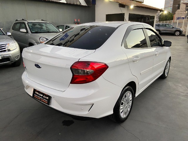 Ford Ka+Sedan se plus 1.5 Mec. Completo 2020 Impecável  - Foto 2
