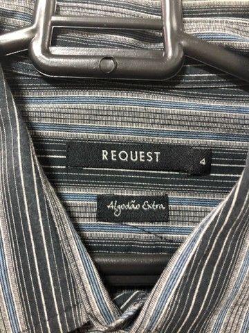 Camisa request  - Foto 2