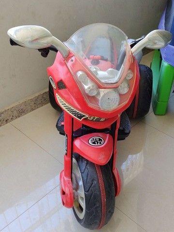 Moto Elétrica Bandeirantes GT II 12 v ( Leia a descrição ). - Foto 2