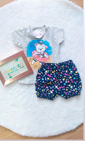 Conjunto baby infantil - Foto 4