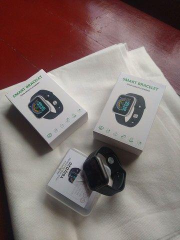 Relógio smartwatch D20/Y68 ideal para presentear neste dia das mães - Foto 6