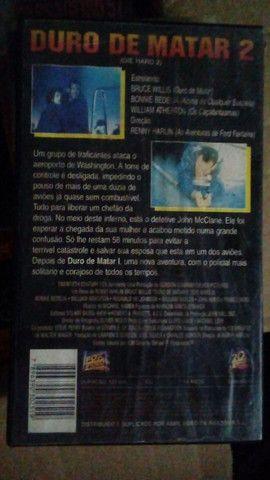 VHS - Duro De Matar 2 (Legendado)  - Foto 2