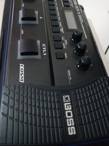 Pedaleira Boss GT1 - Foto 2