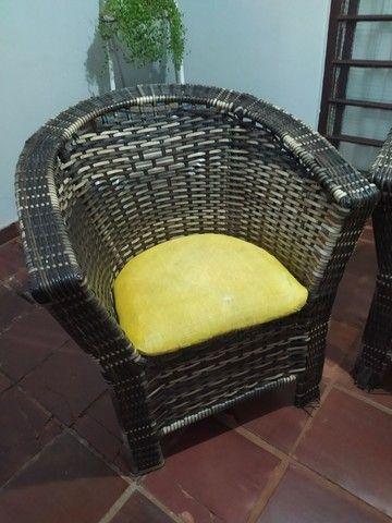 Jogo de sofá com 2 poltronas - Foto 2