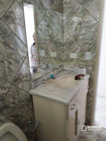 Apartamento com 3 dormitórios para alugar, 69 m² por R$ 950,00/mês - Vila Bosque - Maringá - Foto 4