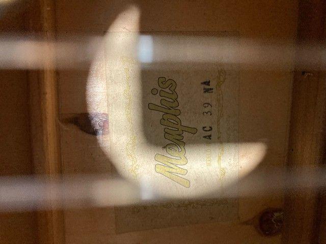 Violão de nylon Memphis para iniciantes  - Foto 6