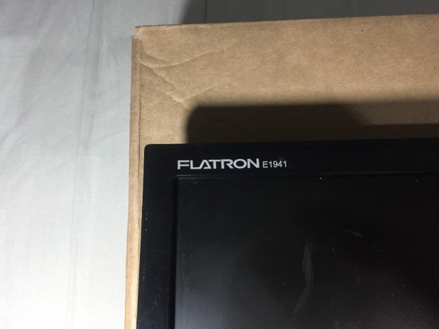 Monitor De Lcd 19'' Wide Screen LG Flatron E1941 - Foto 3