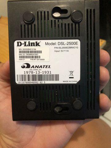 Modem roteador d-link - Foto 2
