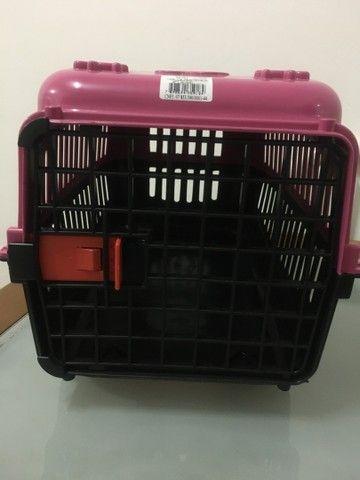 Caixa transportadora de animais pequeno porte N1 - Foto 3