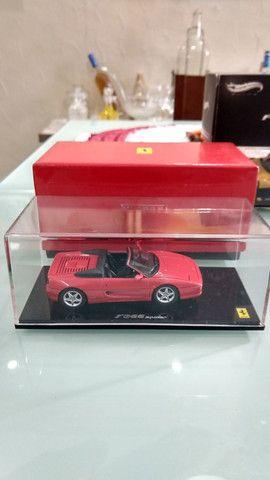 Miniatura Ferrari F355 Spyder Kyosho (1:43) - Foto 2