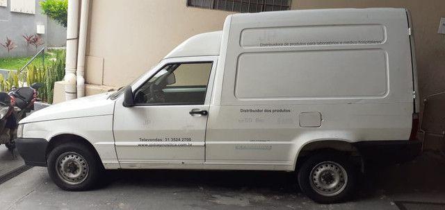 Fiorino Furgao Fiat Flex 1.3