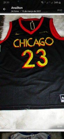 Camisas basqueteiras  - Foto 3